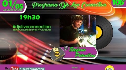 Djs Live Connection 106 - Stefano Hass