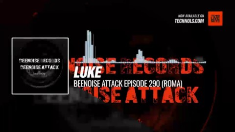 #Techno #music with @LucianoLukeM - Beenoise Attack Episode 290 (Roma) #Periscope