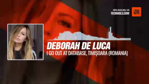 #Techno #music with @deborahdeluca - I Go Out at Database, Timișoara (Romania) #Periscope