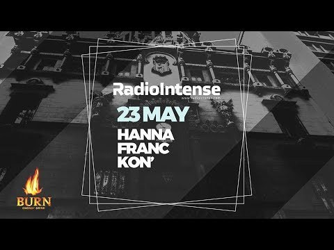 Live @ Radio Intense 23.05.2018 // DJ, Techno Music
