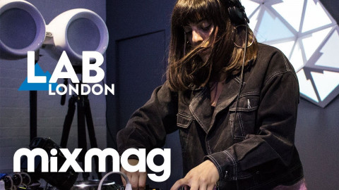 MADAM X bass / techno DJ set in The Lab LDN