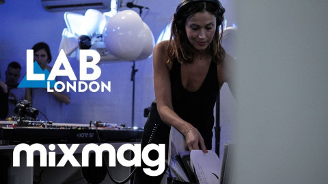MOLLY in The Lab LDN
