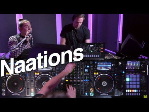 Naations - DJsounds Show 2018