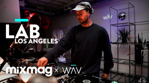 RAMPA house set in the Lab LA