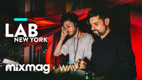 SAGA IBIZA takes over The Lab NYC with BEDOUIN