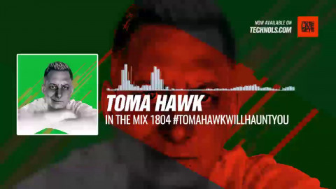#Techno #music with @TomaHawkTechno - In the mix 1804 #tomahawkwillhauntyou #Periscope