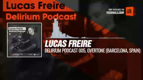 #Techno #music with @djlucasfreire - Delirium Podcast 007 #Periscope