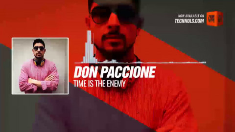 #Techno #music with Don Paccione - Time Is The Enemy #Periscope
