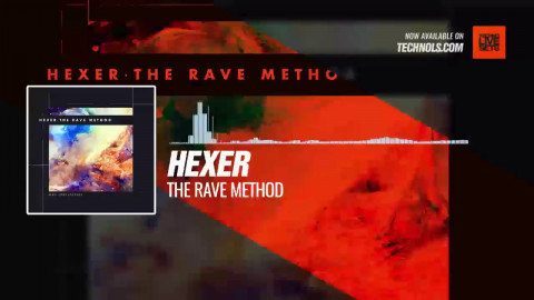 #Techno #music with @Hexer - The Rave Method #Periscope