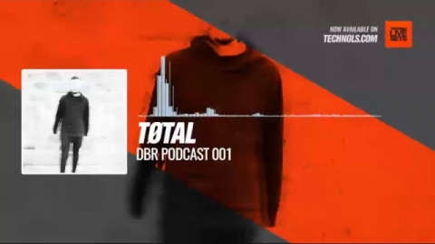 #Techno #music with Tøtal @razmikmakhsudy1 - DBR podcast 001 #Periscope