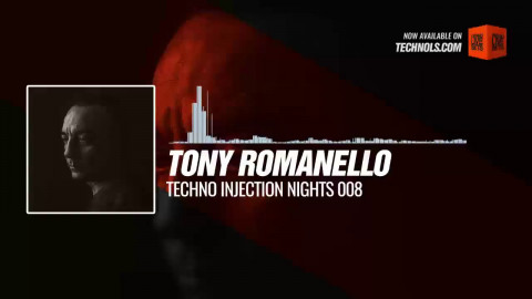 #Techno #music with Tony Romanello @Red_Channel_ - Techno Injection Nights 008 #Periscope