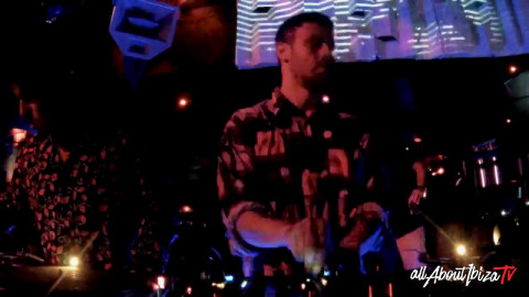 SONAR OFF WEEK · RICHY AHMED B2B LUCA CAZAL at Cue By KEEP ON DANCING © www.Allaboutibizatv.net