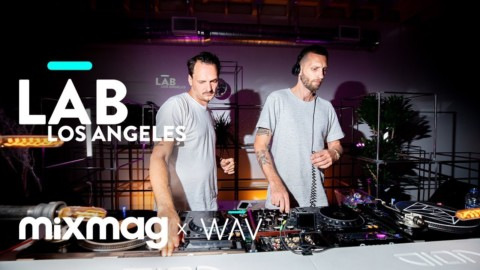 DETROIT SWINDLE disco house set in The Lab LA