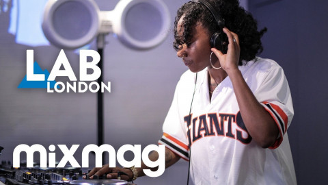 JAMZ SUPERNOVA in The Lab LDN