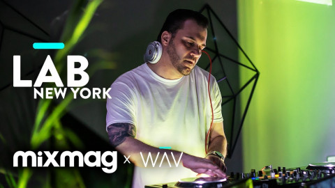 JOEY BELTRAM in The Lab NYC