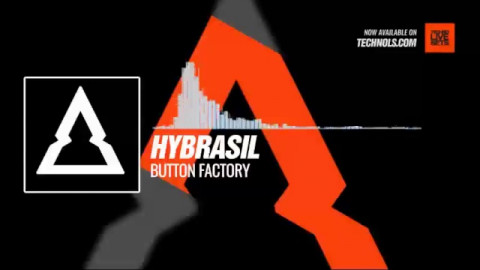 Listen #Techno #music with @HybrasilMusic - Button Factory #Periscope