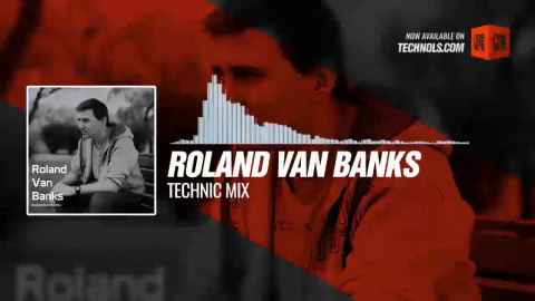 Listen #Techno #music with Roland Van Banks - Technic mix #Periscope