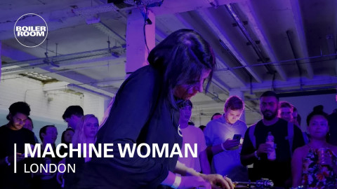 Machine Woman Mix | Boiler Room x Huawei London