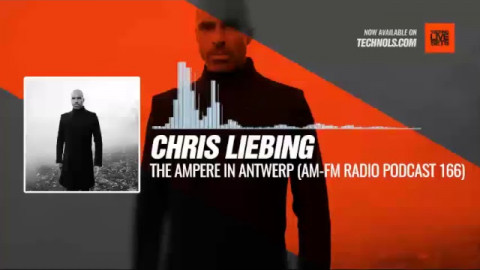 #Techno #music with @ChrisLiebing - The Ampere in Antwerp (AM-FM 166) 1 #Periscope