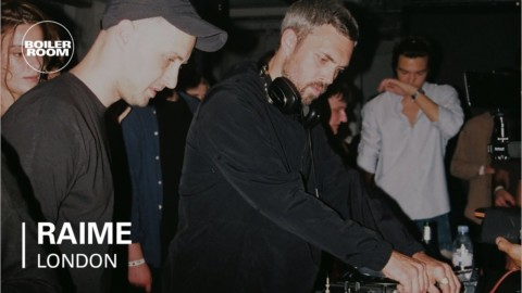 Raime  | Boiler Room x Huawei London