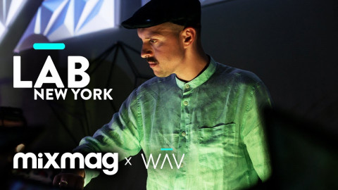 SANDRINO in The Lab NYC