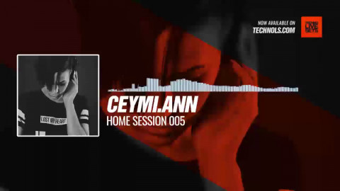 #Techno #music with @Ceymi.Ann - Home Session 005 #Periscope