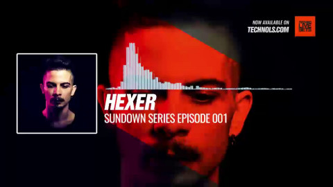 #Techno #music with @hexer_official - Sundown Series Episode 001 #Periscope