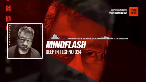 #Techno #music with @mindflash1 - Deep in Techno 036 #Periscope