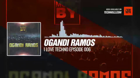 #Techno #music with @vdjramos - I Love Techno Episode 006 #Periscope