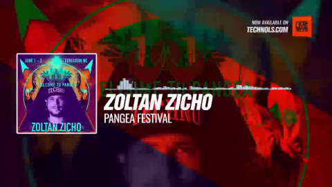 #Techno #music with Zoltan Zicho - Pangea Festival #Periscope