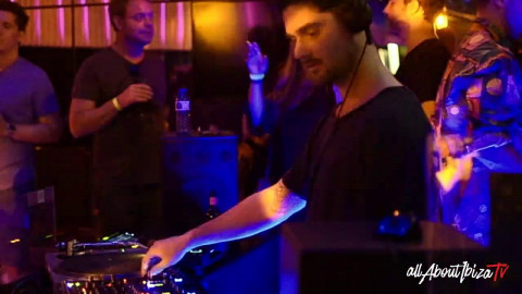 SONAR OFF WEEK · JONNY N'TRAVIS B2B KNARIO at Cue By KEEP ON DANCING  © www.Allaboutibizatv.net