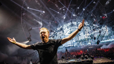 Armin van Buuren live at Ultra Music Festival Miami 2018 (A State Of Trance Stage)