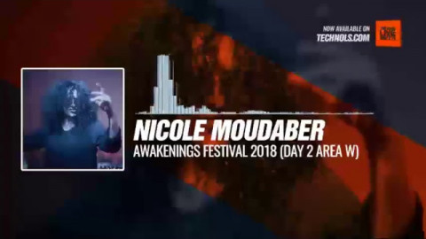 Listen #Techno #music with @NicoleMoudaber - Awakenings Festival 2018 (Day 2 Area W) #Periscope