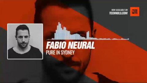 Listen #Techno #music with @fabioneural - PURE in Sydney #Periscope