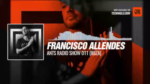 Listen #Techno #music with @fallendes - ANTS Radio Show 011 (Ibiza) #Periscope