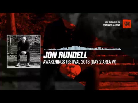 Listen #Techno #music with @Jon_Rundell - Awakenings Festival 2018 (Day 2 Area W) #Periscope
