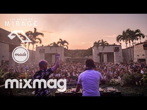 James Grant & Jody Wisternoff at Anjunadeep Open Air: NYC (The Brooklyn Mirage)
