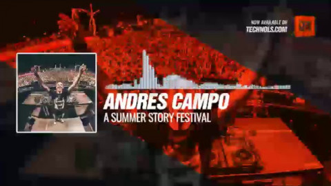 Listen #Techno #music with @ANDRESCAMPOOFC - A Summer Story Festival #Periscope