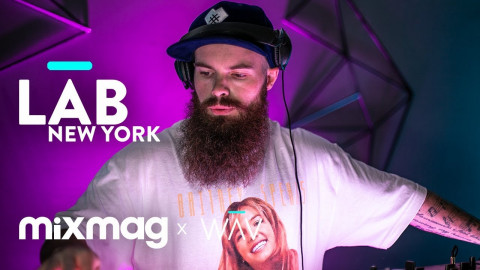 WILL CLARKE in The Lab NYC