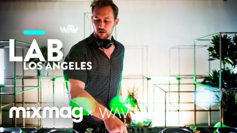 ARCHIE HAMILTON in The Lab LA