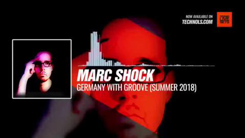 Listen #Techno #music with @shocktechno - Germany With Groove (Summer 2018) #Periscope