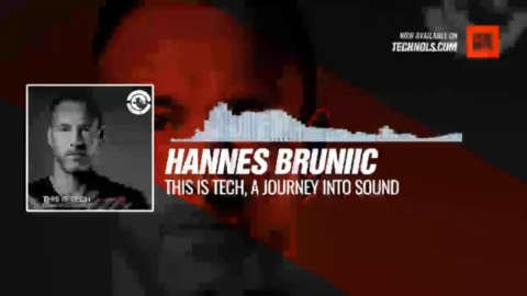@hannesbruniic - THIS IS TECH, a journey into sound #Periscope #Techno #Music