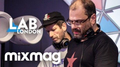 OPTIMO in The Lab LDN