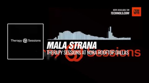 Mala Strana - Therapy Sessions at Nora Rooftop Dallas #Periscope #Techno #music