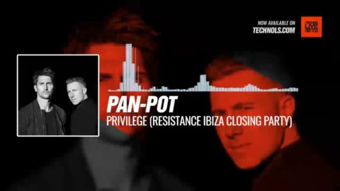 Pan-Pot - Privilege (Resistance Ibiza Closing Party) #Periscope #Techno #music