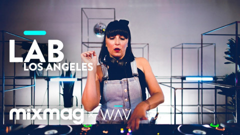 BLOODY MARY acid set in the Lab LA