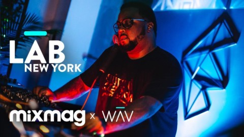 CHUCK ROBERTS & TERRY HUNTER Chicago House Takeover in The Lab NYC