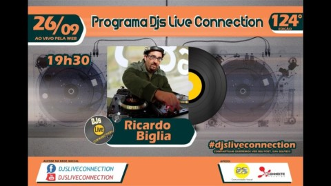 Djs Live Connection 124 - Ricardo Biglia