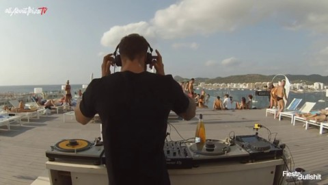 9th to up · CESAR VINZENT  · MuM ShowCase · Sol House Ibiza  © www.Allaboutibizatv.net