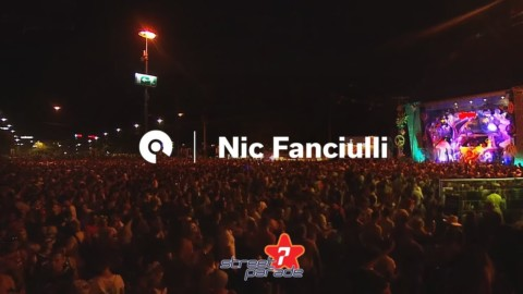 Nic Fanciulli @ Zurich Street Parade 2018 (BE-AT.TV)